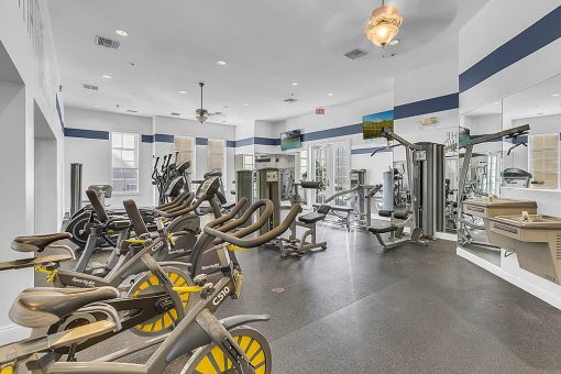 Bell Timacuan Fitness Center